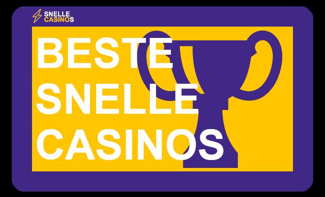 beste snelle casinos