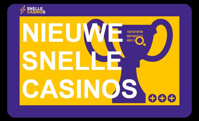 nieuwe snelle casinos