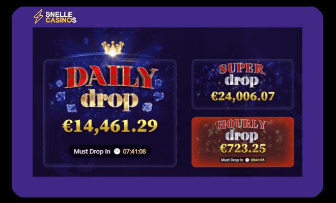 Pronto Casino Progressieve jackpots