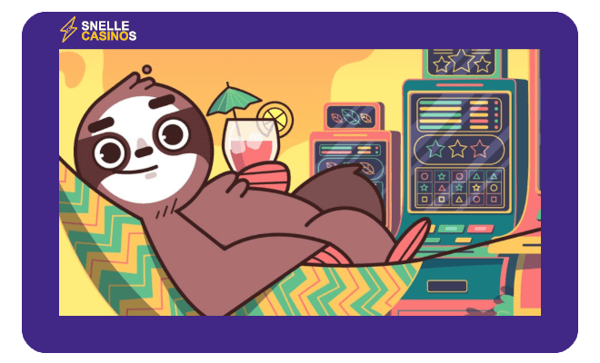 slothino snelle casino mascotte