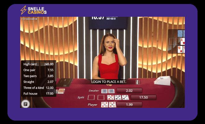 Nano Casino bet games