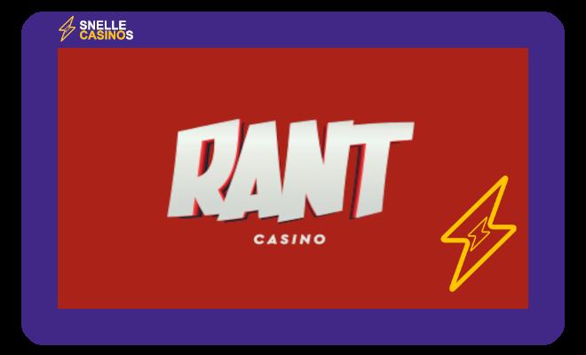 Rant Casino Snelle Review